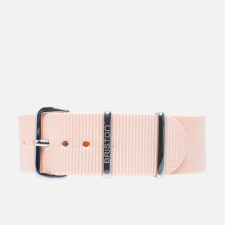 Briston NS20.PK Watch Strap Powder Pink