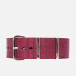 Briston NS520 Gold PVD Watch Strap Bordeaux photo- 0