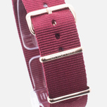 Briston NS520 Gold PVD Watch Strap Bordeaux photo- 1