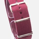 Ремешок для часов Briston NS520 Gold PVD Bordeaux фото- 1