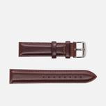Ремешок для часов Daniel Wellington Dapper St Mawes 19mm Brown/Silver фото- 0