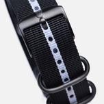 Ремешок для часов Luminox FN3950.10H Black/White фото- 1
