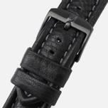 Ремешок для часов Luminox Leather FE.6250.22B Black фото- 1