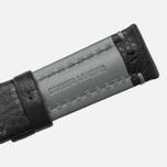 Ремешок для часов Luminox Leather FE.6250.22B Black фото- 5
