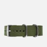 Ремешок для часов Luminox Nato FN.3900.60.2 Green фото- 0