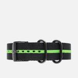 Luminox Strap Alternative FN.3950.60H Watch Strap Black/Green photo- 0