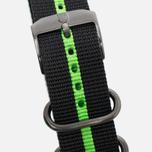 Luminox Strap Alternative FN.3950.60H Watch Strap Black/Green photo- 1