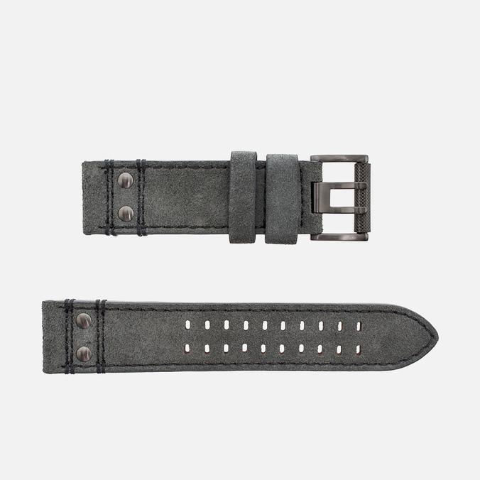 Ремешок для часов Luminox Straps FE.1820.80H.80RI Gray