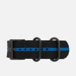 Ремешок для часов Luminox FN.3950.40 Navy фото- 0