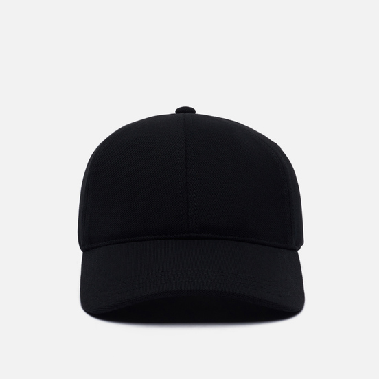 Кепка Lacoste Embroidered Croc Black