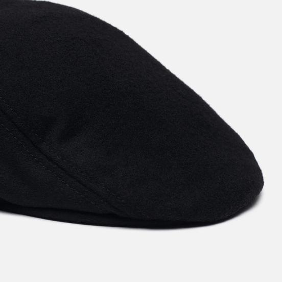 Кепка Lacoste Crocodile Wool Black