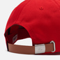 Кепка Lacoste Contrast Strap Cotton Red фото - 3