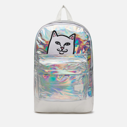 Рюкзак RIPNDIP Lord Nermal Velcro Hands Iridescent