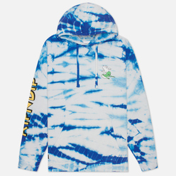Мужская толстовка RIPNDIP Hang Ten Hoodie Baby Blue Stripe Wash