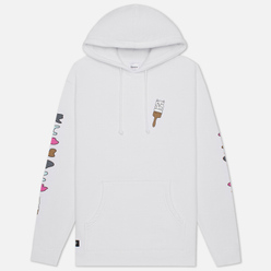 Мужская толстовка RIPNDIP Beautiful Mountain Hoodie White