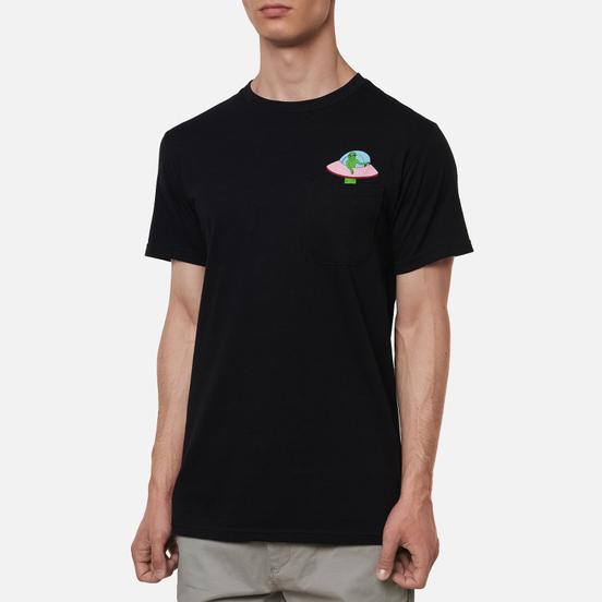 Мужская футболка RIPNDIP Abduction Pocket Black