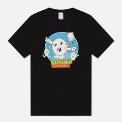 Мужская футболка RIPNDIP Nerm Story Black