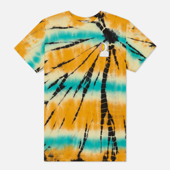 Мужская футболка RIPNDIP Open Minded Sunburst Tie Dye