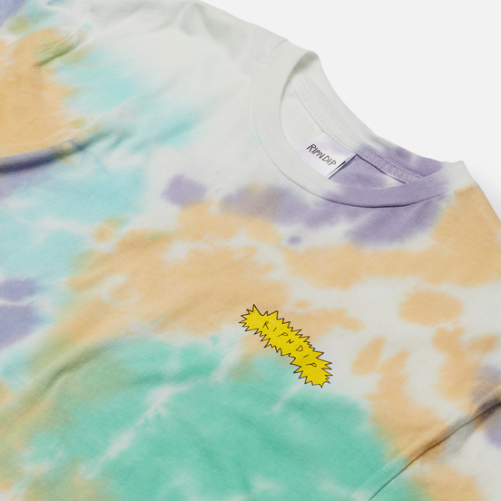 Мужская футболка RIPNDIP Butz Up Multi Cloud Wash
