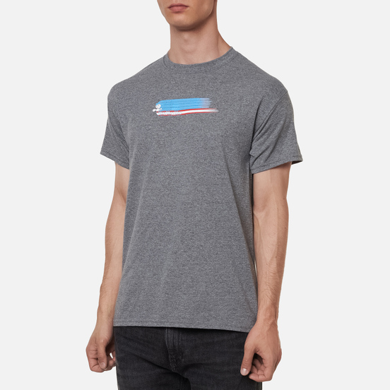 Мужская футболка RIPNDIP Nermhog Heather Grey