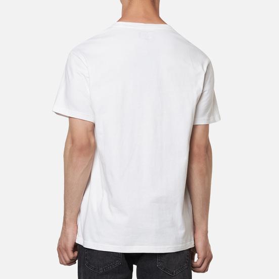 Мужская футболка RIPNDIP Embroidered Logo White