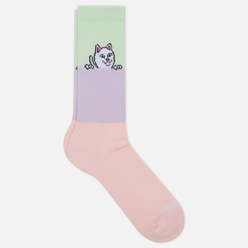 Носки RIPNDIP Peeking Nerm Color Block