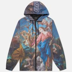 Мужская куртка RIPNDIP Majestic Hooded Coaches Multicolor
