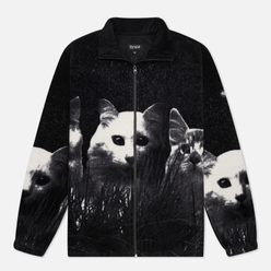 Мужская куртка RIPNDIP Field Of Cats Sherpa Black