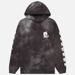 Мужская толстовка RIPNDIP 7 Days Hoodie Black Lightning Wash