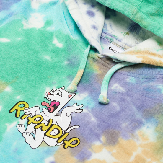 Мужская толстовка RIPNDIP Nomer Hoodie Multi Wash Dye