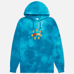 Мужская толстовка RIPNDIP Super Sainerm Hoodie Blue Acid Wash