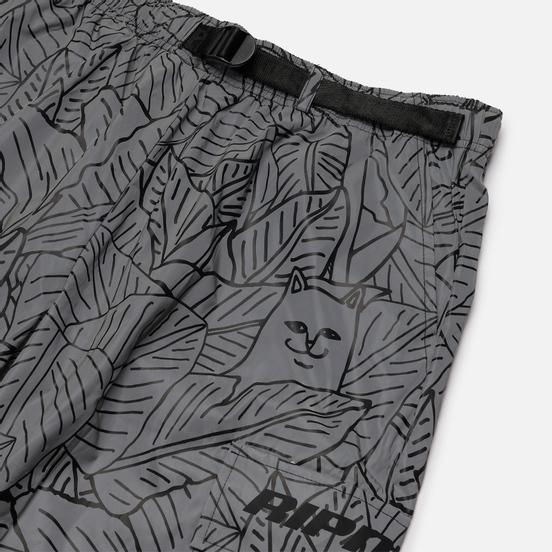 Мужские брюки RIPNDIP Nermal Leaf Reflective Cargo 3M