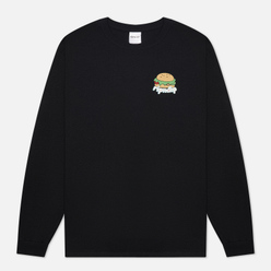 Мужской лонгслив RIPNDIP Fat Hungry Baby Black