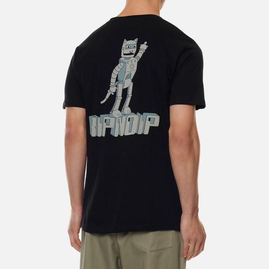 Мужская футболка RIPNDIP Bionic Nerm Black