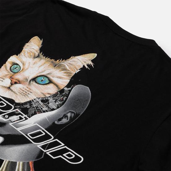 Мужская футболка RIPNDIP Cybor Black
