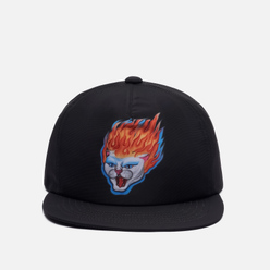 Кепка RIPNDIP Hell Ride 6 Panel Black