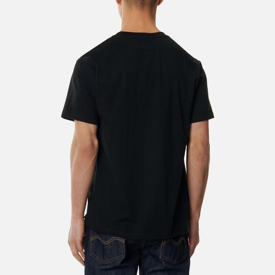 Мужская футболка RIPNDIP Embroidered Logo Black