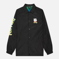 Мужская куртка RIPNDIP Nermby Coach Black