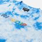 Мужская футболка RIPNDIP Prisma Embroidered Blue Lightning Wash фото - 1