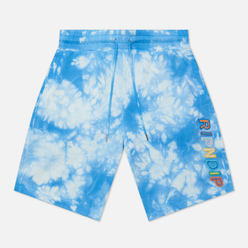 Мужские шорты RIPNDIP Prisma Blue Lightning Wash