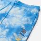 Мужские шорты RIPNDIP Prisma Blue Lightning Wash фото - 1
