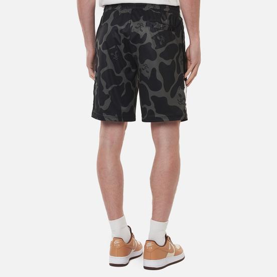 Мужские шорты RIPNDIP Peeking Nermal Jersey Black Camo