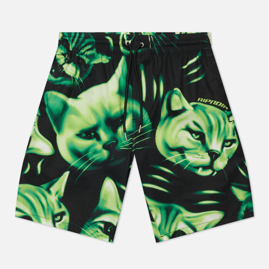 Мужские шорты RIPNDIP Neon Nerm Swim Black