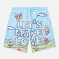 Мужские шорты RIPNDIP Lets Make Love Multi фото - 0