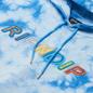 Мужская толстовка RIPNDIP Prisma Hoodie Blue Lightning Wash фото - 1