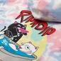 Мужская толстовка RIPNDIP Bath Time Hoodie Pink Tie Dye фото - 2