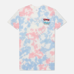 Мужская футболка RIPNDIP Bath Time Pink Tie Dye