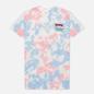 Мужская футболка RIPNDIP Bath Time Pink Tie Dye фото - 0