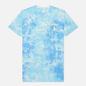 Мужская футболка RIPNDIP Drifting Away Blue Tie Dye фото - 0