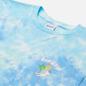 Мужская футболка RIPNDIP Drifting Away Blue Tie Dye фото - 1